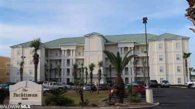 Orange Beach Condo/Townhouse For Sale: 26021 Perdido Beach Blvd #2G