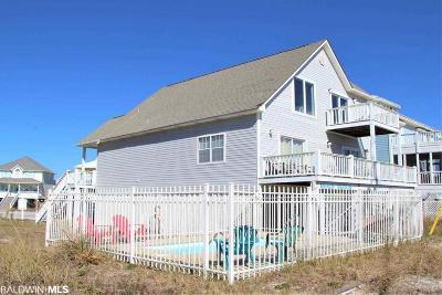 Gulf Shores Single Family Home For Sale: 105 Gulf Ct