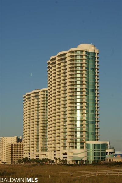 Gulf Shores, Orange Beach Condo/Townhouse For Sale: 26302 Perdido Beach Blvd #PH-2304