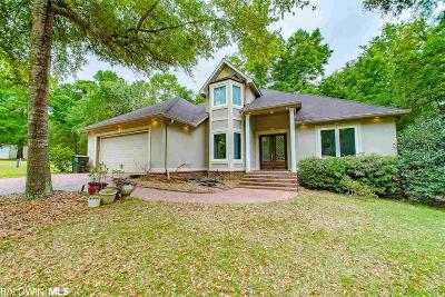 Daphne Single Family Home For Sale: 27188 Mirage Lane