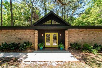 Fairhope Single Family Home For Sale: 103 Fairwood Blvd