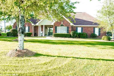 Foley Single Family Home For Sale: 22875 S County Road 12