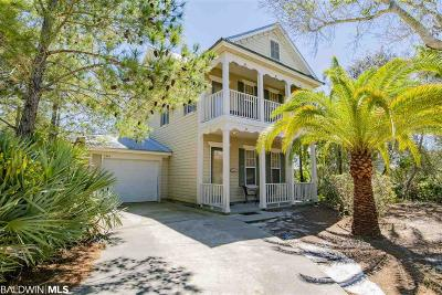 Gulf Shores Single Family Home For Sale: 9345 Lorrain Ct