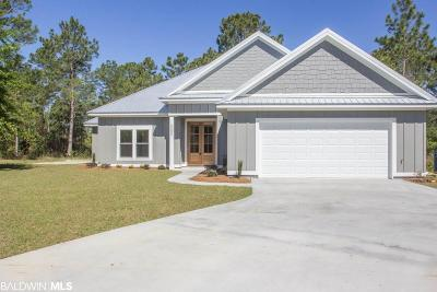 Orange Beach Single Family Home For Sale: 24595 Tarpon Ln