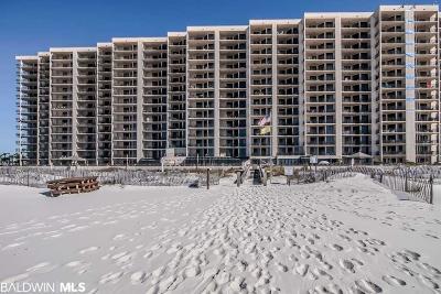 Orange Beach AL Condo/Townhouse For Sale: $559,000