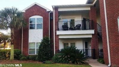 Gulf Shores Condo/Townhouse For Sale: 20050 #2401 E Oak Road #2401