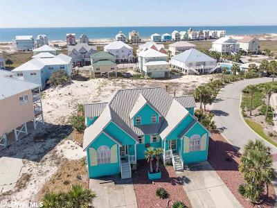 Gulf Shores Condo/Townhouse For Sale: 432 Dune Drive