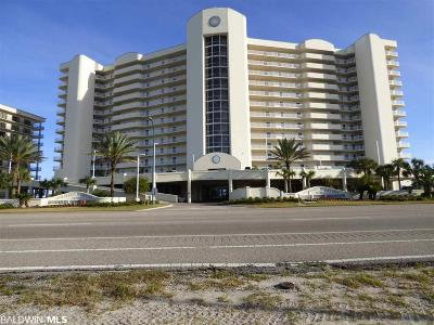 Orange Beach AL Condo/Townhouse For Sale: $545,000