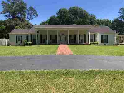 Robertsdale Single Family Home For Sale: 22610 College Avenue