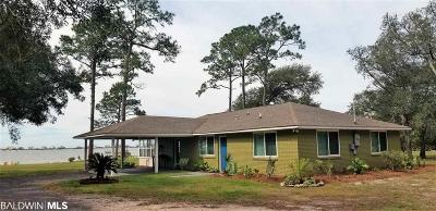 Gulf Shores Single Family Home For Sale: 14520 State Highway 180