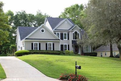 Fairhope Single Family Home For Sale: 130 Clubhouse Drive
