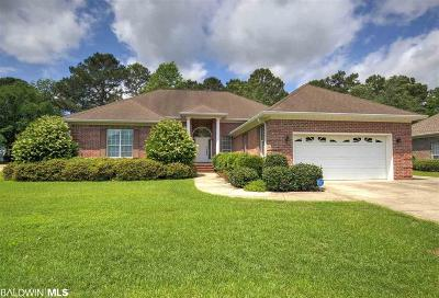 Fairhope Single Family Home For Sale: 216 Lake Ridge Drive
