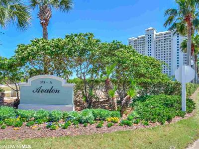 Gulf Shores AL Condo/Townhouse For Sale: $519,900