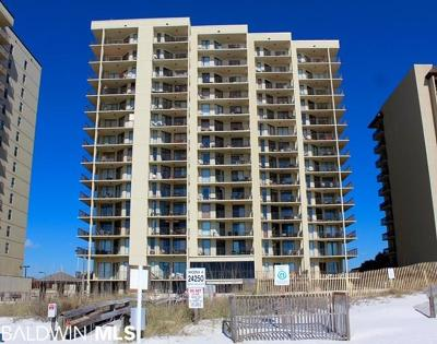 Orange Beach Condo/Townhouse For Sale: 24250 Perdido Beach Blvd #4035