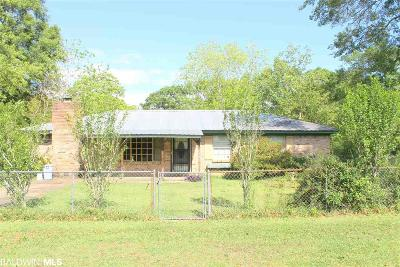 Robertsdale Single Family Home For Sale: 23174 Pecan Street