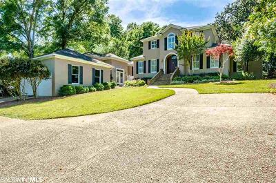Fairhope Single Family Home For Sale: 931 Sea Cliff Drive