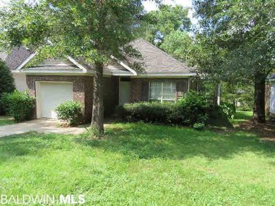 daphne Rental For Rent: 27270 Parker Lane