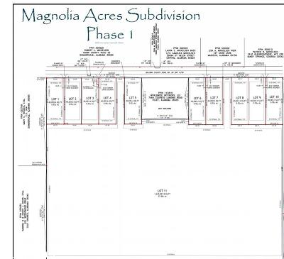 Magnolia Springs Residential Lots & Land For Sale: 15560 County Road 28