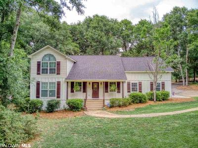 Daphne Single Family Home For Sale: 299 Beall Lane