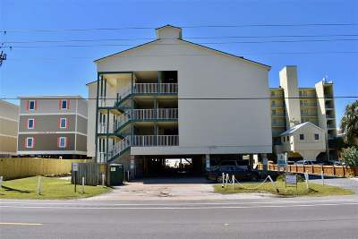 Gulf Shores Condo/Townhouse For Sale: 1149 W Beach Blvd #G-1