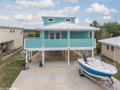 Gulf Shores Single Family Home For Sale: 478 E 2nd Avenue