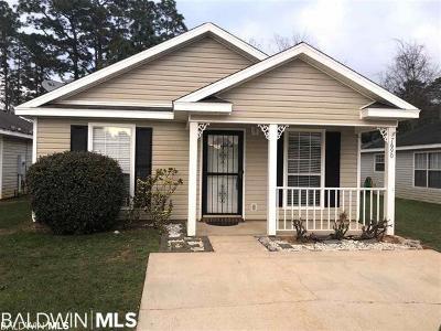 Foley Single Family Home For Sale: 7690 Audubon Drive