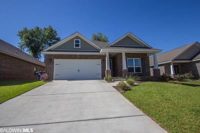 Daphne Single Family Home For Sale: 7824 Barrington Ln