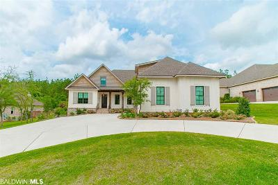 Fairhope Single Family Home For Sale: 589 Falling Water Blvd