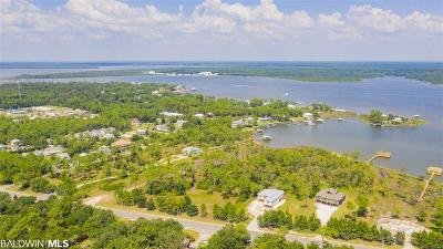 Orange Beach Residential Lots & Land For Sale: Canal Road