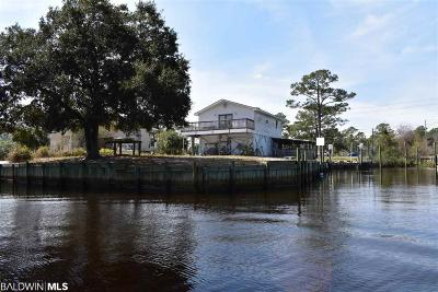 Orange Beach Single Family Home For Sale: 3750 Orange Beach Blvd