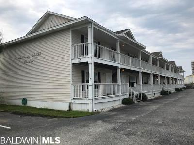 Gulf Shores Condo/Townhouse For Sale: 1117 W Lagoon Avenue #1