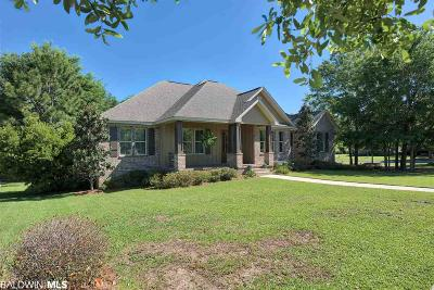 Fairhope Single Family Home For Sale: 237 Stone Creek Boulevard
