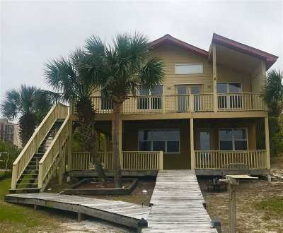 Orange Beach Single Family Home For Sale: 3491 Bayou Place