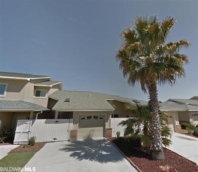 Gulf Shores Condo/Townhouse For Sale: 501 Cotton Creek Dr #305