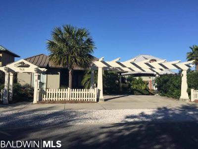 Gulf Shores Single Family Home For Sale: 468 Beach Club Trail