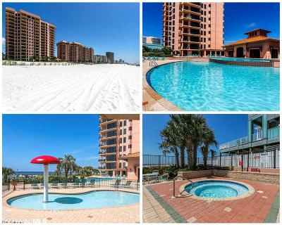 Condo/Townhouse For Sale: 25174 Perdido Beach Blvd #1601W