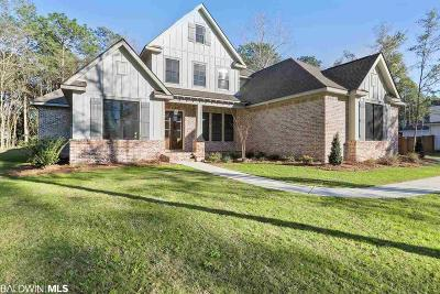 Fairhope Single Family Home For Sale: 113 Shallow Springs Cove