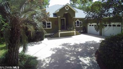 Gulf Shores Single Family Home For Sale: 743 Bear Creek Cove