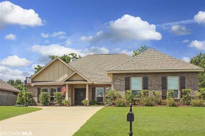 Daphne Single Family Home For Sale: 11761 Alabaster Drive