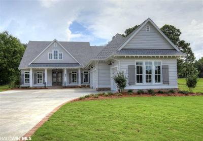 Fairhope Single Family Home For Sale: 710 Cardamel Court