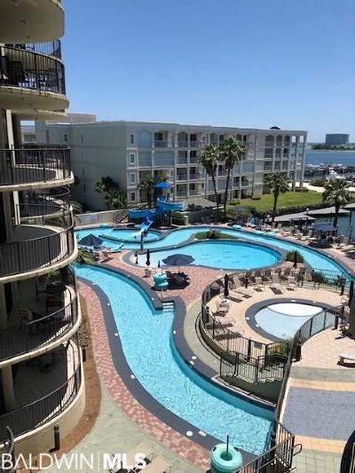 Orange Beach Condo/Townhouse For Sale: 27582 Canal Road #2409