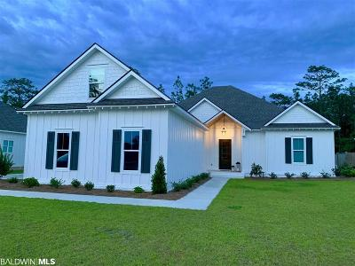 Fairhope Single Family Home For Sale: 487 Boulder Creek Avenue