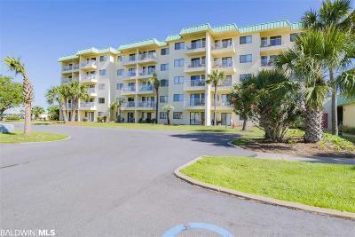 Gulf Shores Condo/Townhouse For Sale: 400 Plantation Road #4311