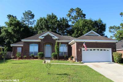 daphne Single Family Home For Sale: 8434 Carousel Court