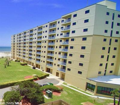 Gulf Shores, Mobile, Orange Beach Condo/Townhouse For Sale: 375 Plantation Road #5817
