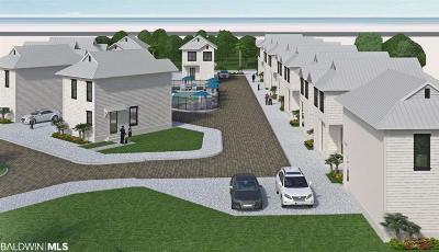 Orange Beach Single Family Home For Sale: Lot C West Gate