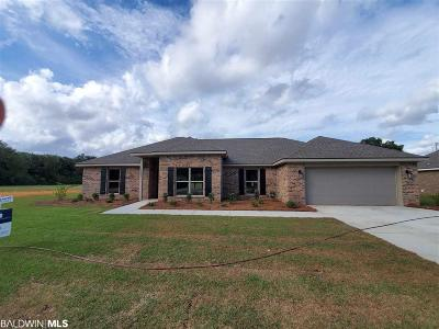 Robertsdale Single Family Home For Sale: 18825 Wilters Street