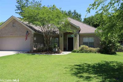Fairhope Single Family Home For Sale: 221 Falls Creek Street