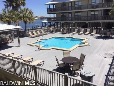 Orange Beach Condo/Townhouse For Sale: 28835 Perdido Beach Blvd #109