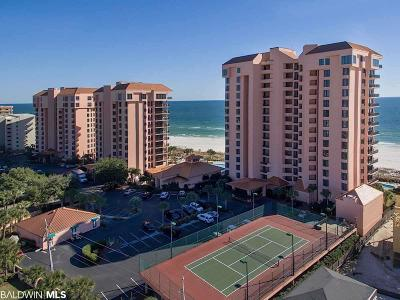 Orange Beach Condo/Townhouse For Sale: 25240 Perdido Beach Blvd #501E